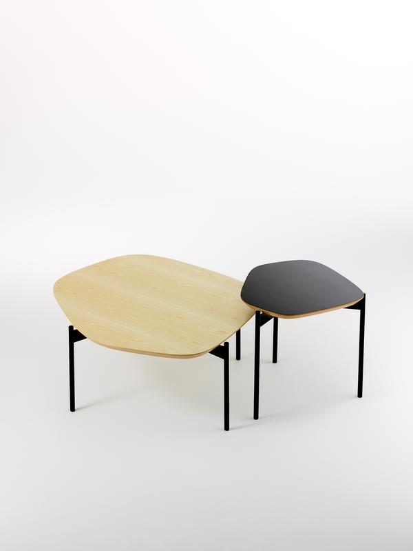 Cell tables debut at NeoCon 50