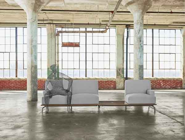 Tablo Lounge Collection by Michael Wolk